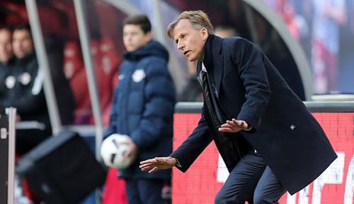 """Bundesliga: Jonker vor Heimdebüt gegen Darmstadt: """"Keine leichte Aufgabe"""""""