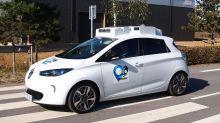 Rambouillet : premier test concluant pour le véhicule autonome de Renault