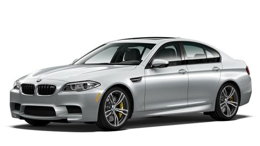 BMW Unveils M5 Pure Metal Silver Limited Edition