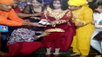 Controversial Radhe Maa booked under Dowry Prohibition Act