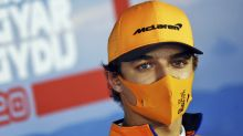 Lando Norris flew home to see specialist over chest and back pains