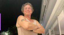 Boninho faz cirurgia no abdômen: 'Ficar mais gato pra minha Ana'