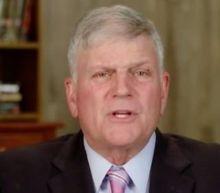 Preacher Franklin Graham Claims Brett Kavanaugh Abuse Allegation Is Irrelevant