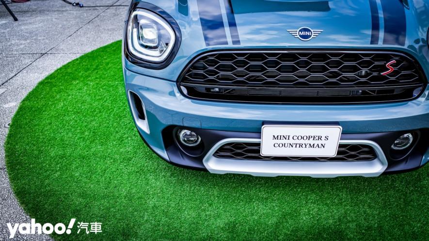用最具個性的方式來鄉下住一晚!2021 Mini Countryman小改款登台亮相! - 3