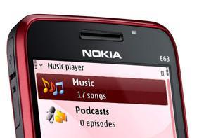 Nokia's E63 breaks free for mass market consumption