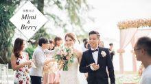 情繫布吉!浪漫又溫馨的陽光海外婚禮