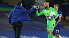 Caballero preferred to dropped Kepa, Silva captains Chelsea at West Brom