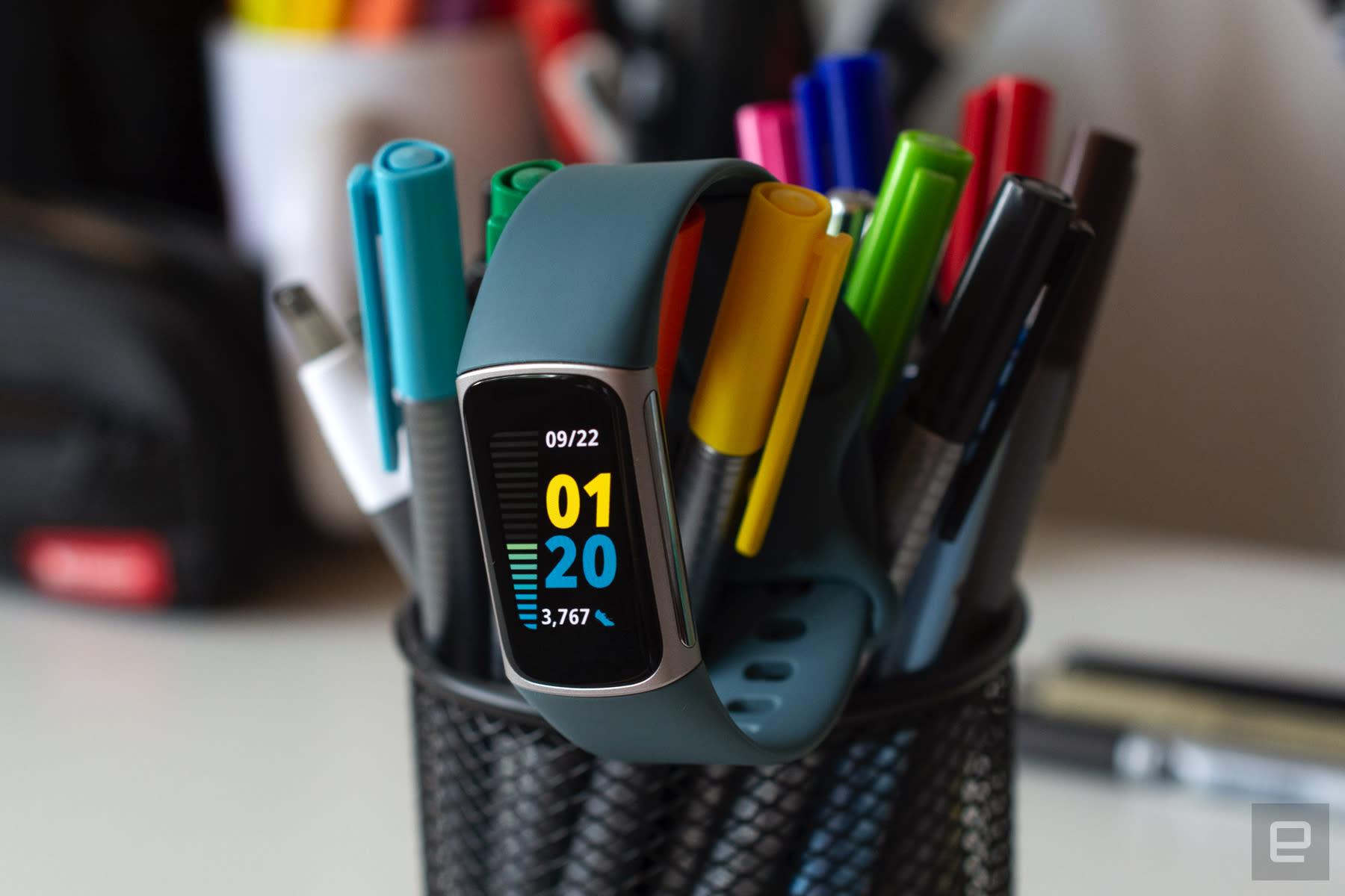 Fitbit Charge 5 fitness tracker