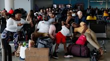 How Hundreds Of Bahamian Refugees Were Forced Off A Ferry To The U.S.