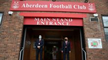 Aberdeen match postponed after positive virus tests