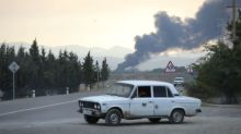 Armenia says it is ready to work for Nagorno-Karabakh ceasefire