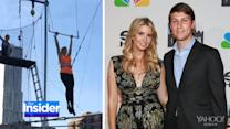 Ivanka Trump's High-Flying Date Night