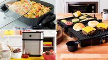 6 eletrodomésticos úteis para complementar sua cozinha