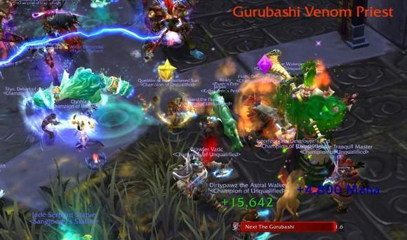 Blind player Ben Shaw on raiding and WoW for the sightless