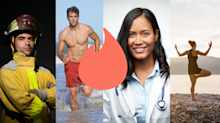 Tinder's most right-swiped jobs from around the world