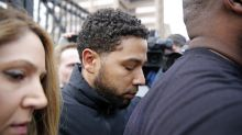 Jussie Smollett feels 'betrayed' over arrest after being released on $100,000 bail