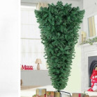 Upside down trees and Christmas firs cut in half: Introducing the most extreme tree trends of 2019