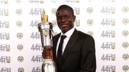 N'Golo Kante named PFA Player of the Year