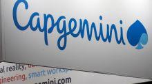 Capgemini sees 2020 revenue 12.5-14%, citing gradual second half recovery