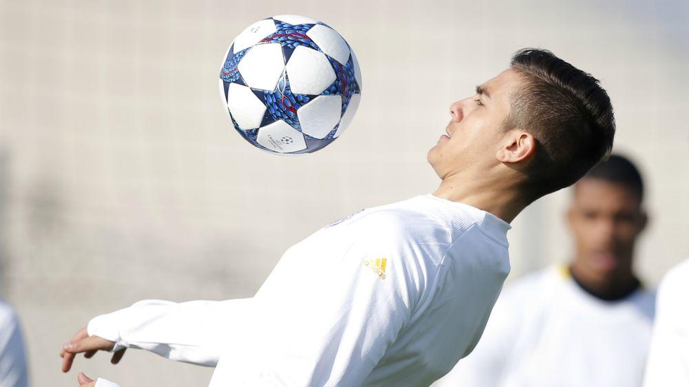 Dybala se entrena y apunta al Barcelona