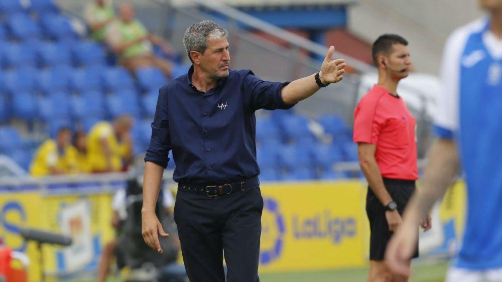Las Palmas coach Manolo Marquez resigns after six LaLiga matches