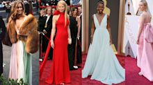 The Best Oscar Dresses of All Time