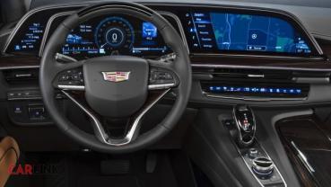 不要嘗試跟老美比大小 搭載38吋螢幕的Cadillac Escalade 來了