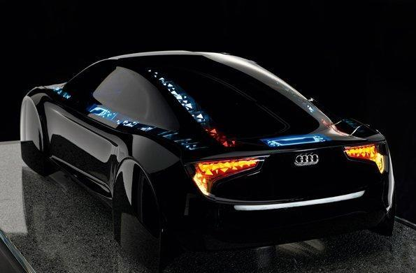 Audi's 'Visions' will pimp your ride, light up the neighborhood (video)