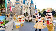 【東京親子遊】迪士尼樂園