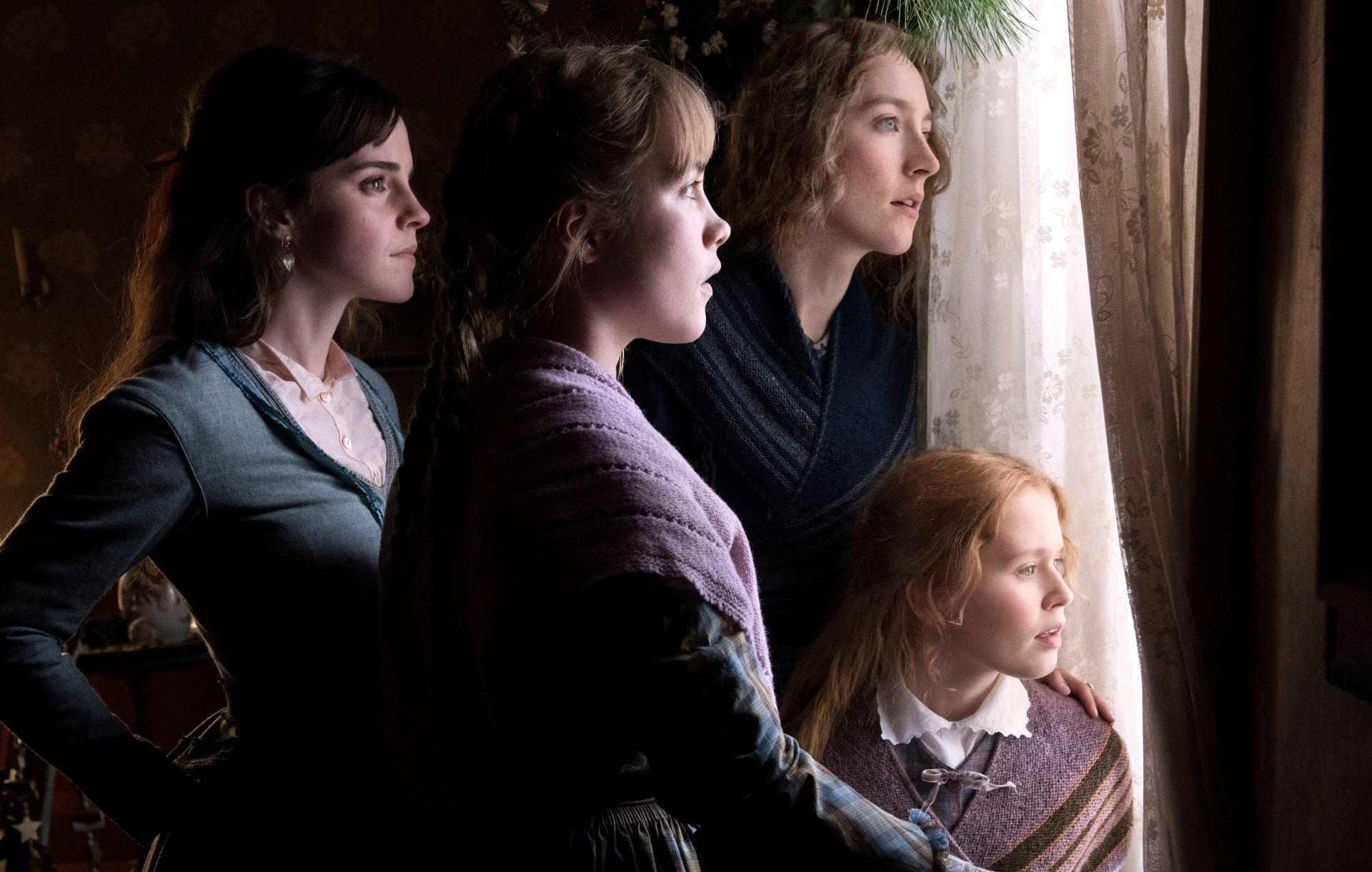 'Little Women' first look: Emma Watson leads an all-star cast for Greta Gerwig's remake