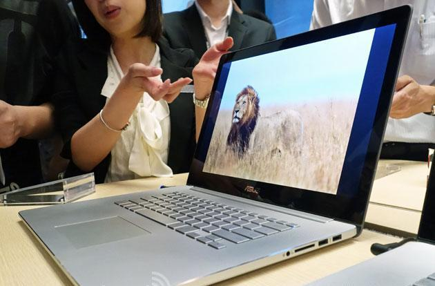 Hands-on with ASUS' Zenbook NX500: The MacBook Pro meets its match