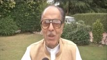Governor Jagmohan Was Responsible for Pandit Exodus, Says Saifuddin Soz in New Book on Kashmir