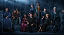 FIRST LOOK: The cast of Fantastic Beasts 2!