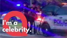 MTV star asserts his 'celebrity status' during arrest