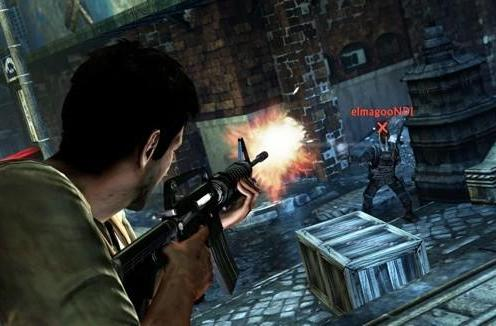 Uncharted 2 tests experimental MP playlists this weekend