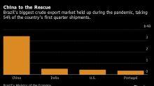 Petrobras Powers Past Oil Glut on China Sales, Storage Aplenty