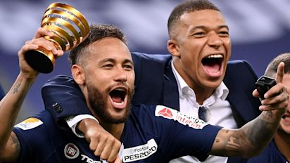 Neymar e Mbappé si giocheranno la vittoria del Pallone d'Oro 2021?