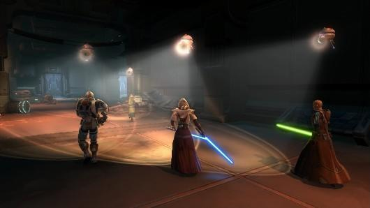 SWTOR getting Guild Banks because BioWare is listening