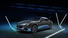 Maserati Ghibli kommt bald auch als Mild-Hybrid