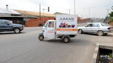 Amazon of Africa Van Drivers Battle Hardships on Lagos Streets