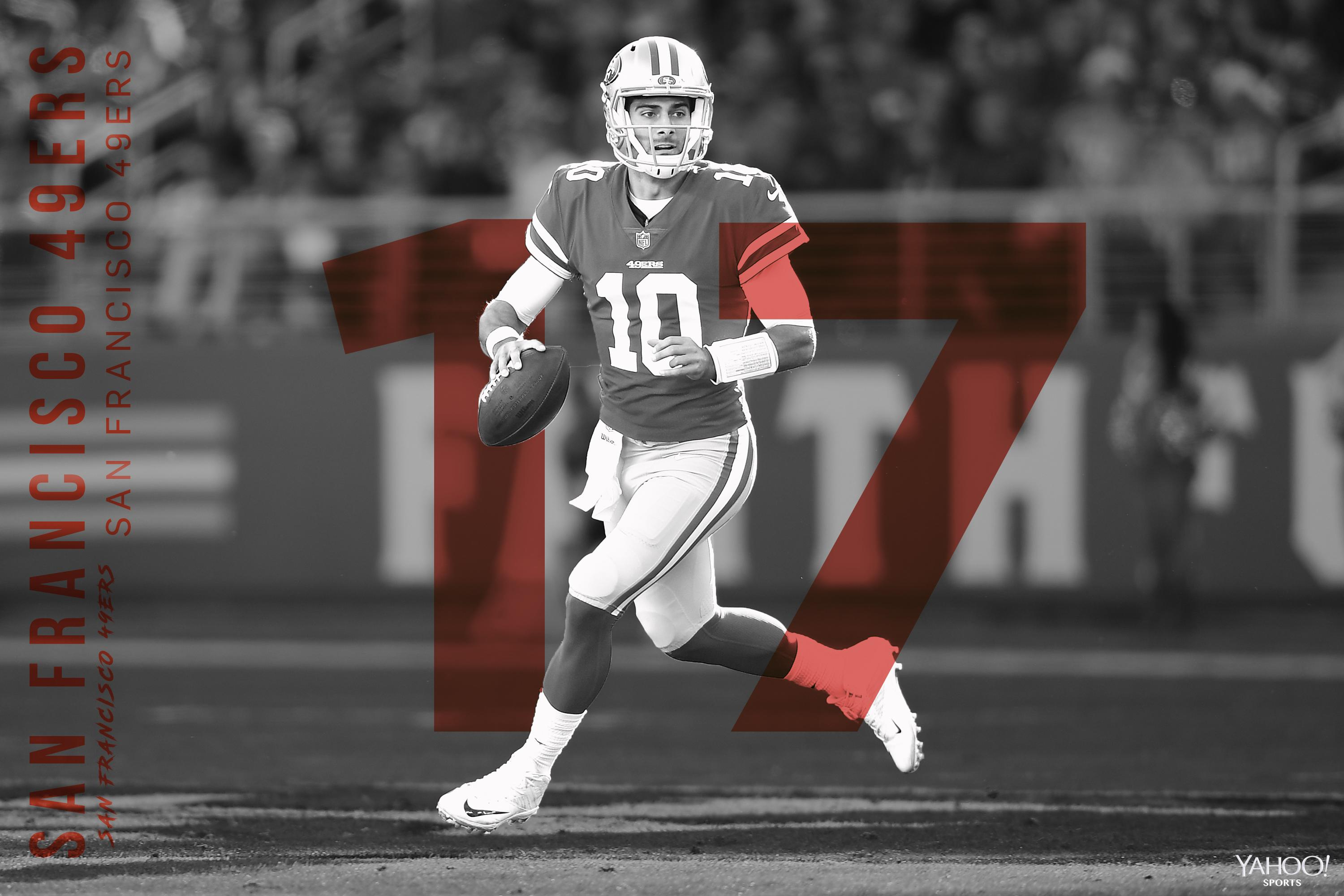 4d3611b1b 2018 NFL Preview  49ers are grateful the Patriots gifted them Jimmy  Garoppolo