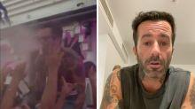 """El DJ que escupió alcohol al público en Málaga se disculpa: """"Fue un acto pésimo"""""""