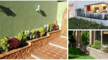 20 fantastic ideas for decorating your front garden