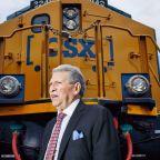 CSX CEO Hunter Harrison Dies at 73, Company Confirms