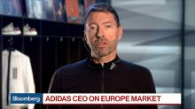 Adidas CEO Says 'Confident' of Getting Back to Growth in Europe