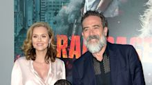 Jeffrey Dean Morgan says son's 'little head exploded' at his first movie premiere