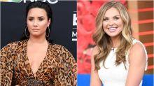 Demi Lovato Makes Surprise Appearance at 'The Bachelorette' Season Finale