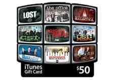 New iTunes Gift Card designs from Apple