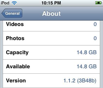 Apple posts iPod touch 1.1.2 update -- already hacked
