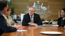 PM gets back to business on economy